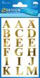 Z-Design Buchstaben und Zahlen