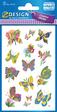 Z-Design Creative Papier Sticker Schmetterlinge