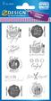 Z-Design Deko Sticker