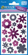Z-Design Effektfolie Sticker Blumen