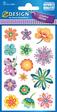 Z-Design Flower Sticker
