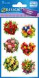 Z-Design Flower Stickers