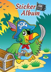 Z-Design Kids Stickeralbum