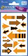 Z-Design Neon Sticker