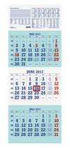ZETTLER Dreimonatskalender 952