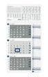 ZETTLER Dreimonatskalender Kombiplaner 957