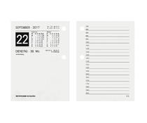 ZETTLER Umlegekalender-Ersatzblock 336